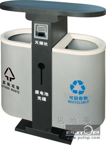 灰黑的主色调也显得这款垃圾桶十分大气,底座也是采取了膨胀螺丝,不会图片